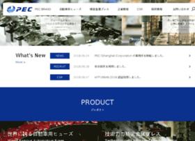 Pecj.co.jp thumbnail