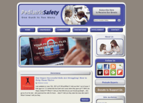 Pediatricsafety.net thumbnail