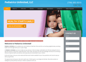 Pediatricsunlimited.net thumbnail