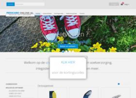 Pedicare-online.nl thumbnail