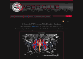 Pedigree.apbr.club thumbnail
