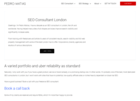Pedromatias.co.uk thumbnail
