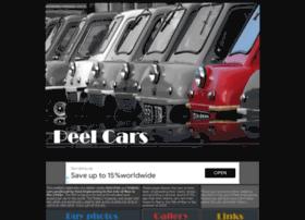 Peel-cars-p50.co.uk thumbnail