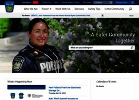 Peelpolice.ca thumbnail