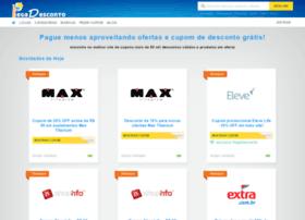 Pegadesconto.com.br thumbnail