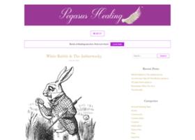 Pegasus-animal-healing.com thumbnail