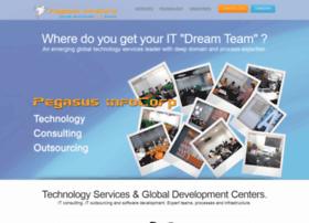 Pegasusinfocorp.com thumbnail