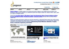 Pegasussoftware.ie thumbnail