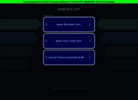 Pegcard.com thumbnail