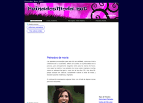 Peinadosmoda.net thumbnail