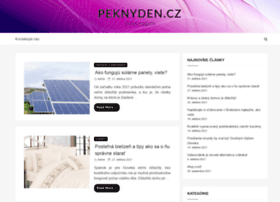 Peknyden.cz thumbnail