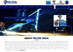 Peltekindia.in thumbnail