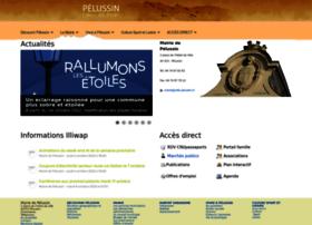 Pelussin.fr thumbnail
