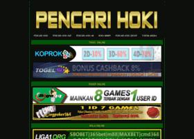 Pencarihoki.pro thumbnail