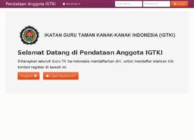 Pendaftaran.ppigtki.or.id thumbnail