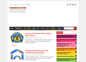 Pendaftaranmahasiswabaru.web.id thumbnail