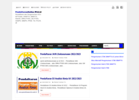Pendaftaranonline.web.id thumbnail
