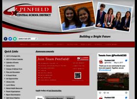 Penfield.edu thumbnail