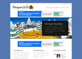 Penguingold.com thumbnail