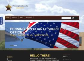 Penningtonsheriff.org thumbnail