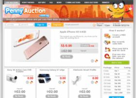 Pennyauction.com.sg thumbnail