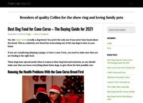 Pennylanecollies.net thumbnail