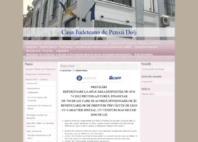Pensiidolj.ro thumbnail