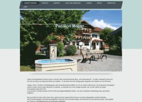 Pension-moser-hopferau.de thumbnail