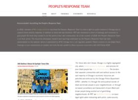 Peoplesresponseteamchicago.org thumbnail