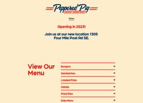 Pepperedpig.net thumbnail