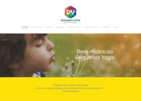 Pequenosyogis.com.br thumbnail