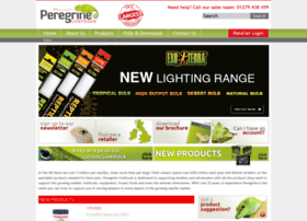 Peregrine-livefoods.co.uk thumbnail