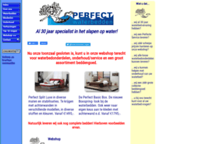 Perfect-waterbedden.nl thumbnail