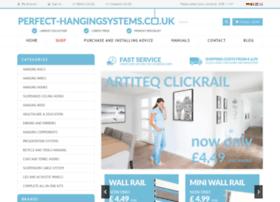 Perfecthangingsystems.co.uk thumbnail