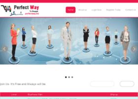Perfectway.biz thumbnail