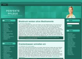Perfekte-pflege.de thumbnail