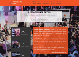 Performance-retail.fr thumbnail