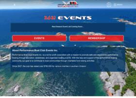 Performanceboatclub.ca thumbnail
