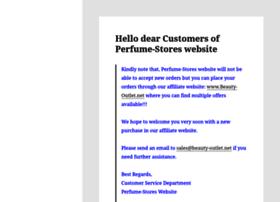 Perfume-stores.com thumbnail