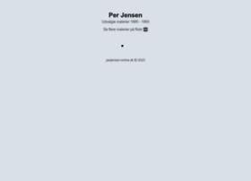 Perjensen-online.dk thumbnail