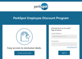 Perkspot.net thumbnail