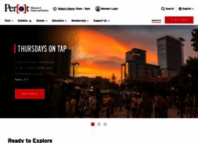 Perotmuseum.org thumbnail