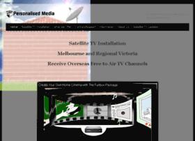 Personalisedmedia.com.au thumbnail