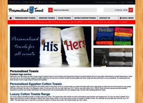 Personalisedtowel.co.uk thumbnail