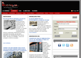 Peruanosenusa.net thumbnail