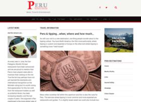 Perutravelsonline.com thumbnail