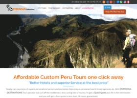 Peruviandestinations.com thumbnail