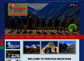 Peruvianmountains.com thumbnail
