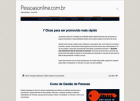 Pessoasonline.com.br thumbnail