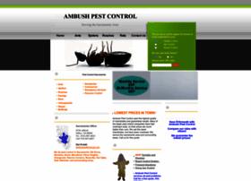 Pest-control-sacramento.net thumbnail
